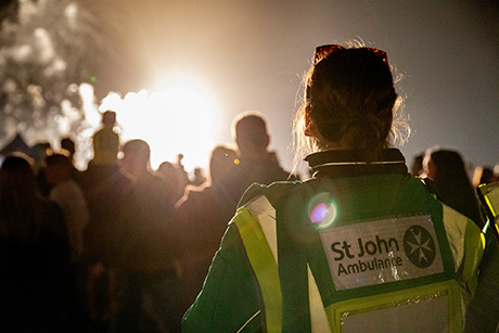 About St John Ambulance